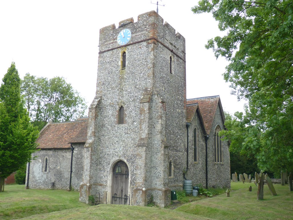 Church of St Peter and St Paul - Eythorne