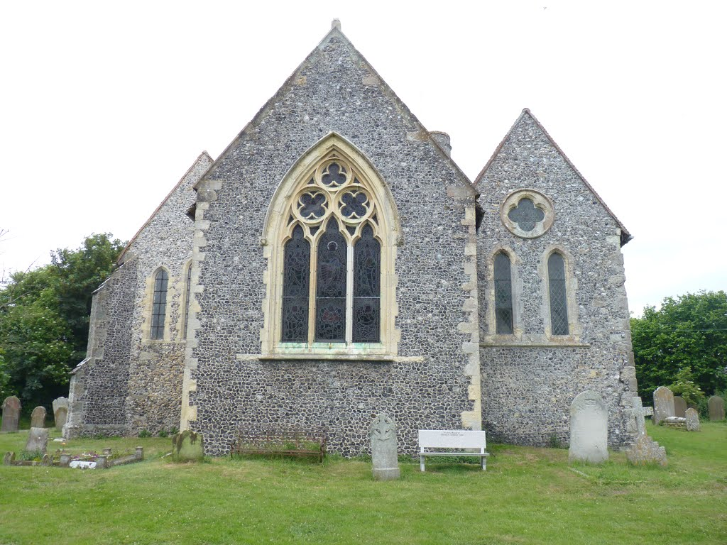Church of St Martin of Tours - Great Mongeham