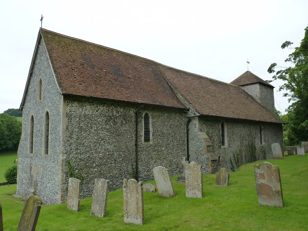Church of St Mary - Lydden