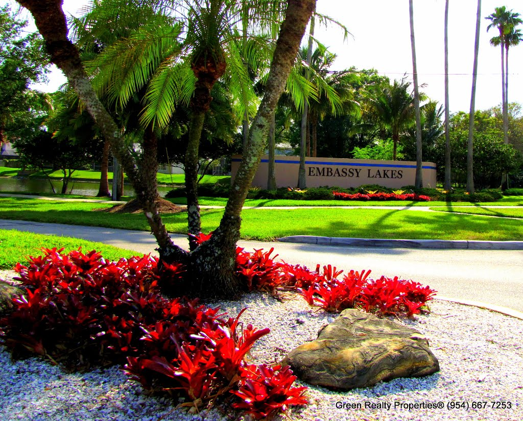 Embassy Lakes, Cooper City Florida
