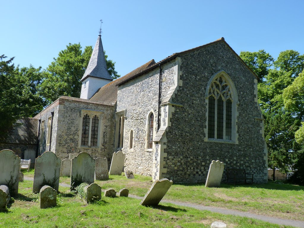 Church of All Saints - Stourmouth