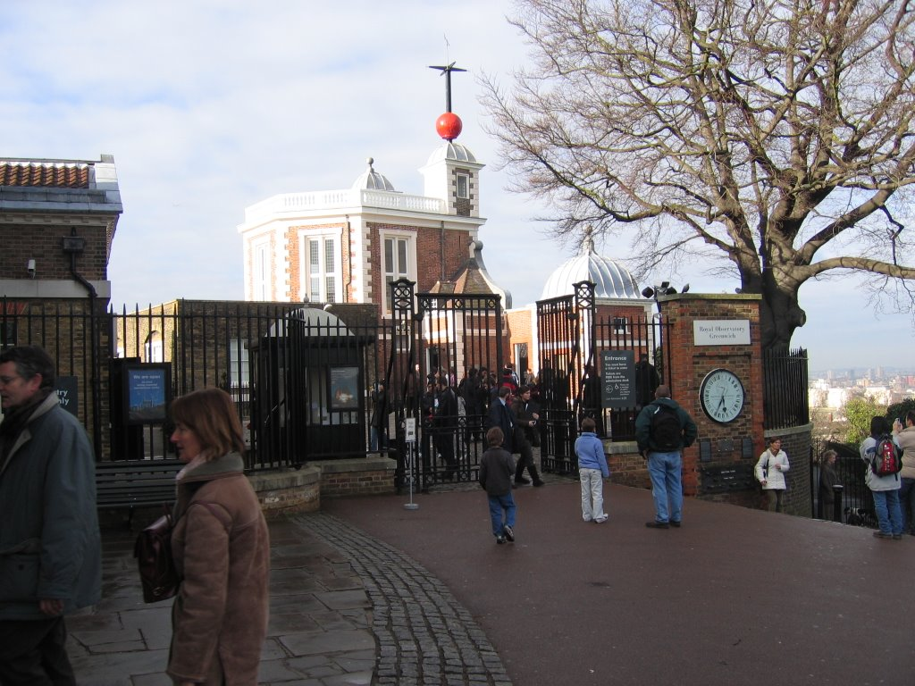 Flamsteed House, Royal Observatory, Greenwich
