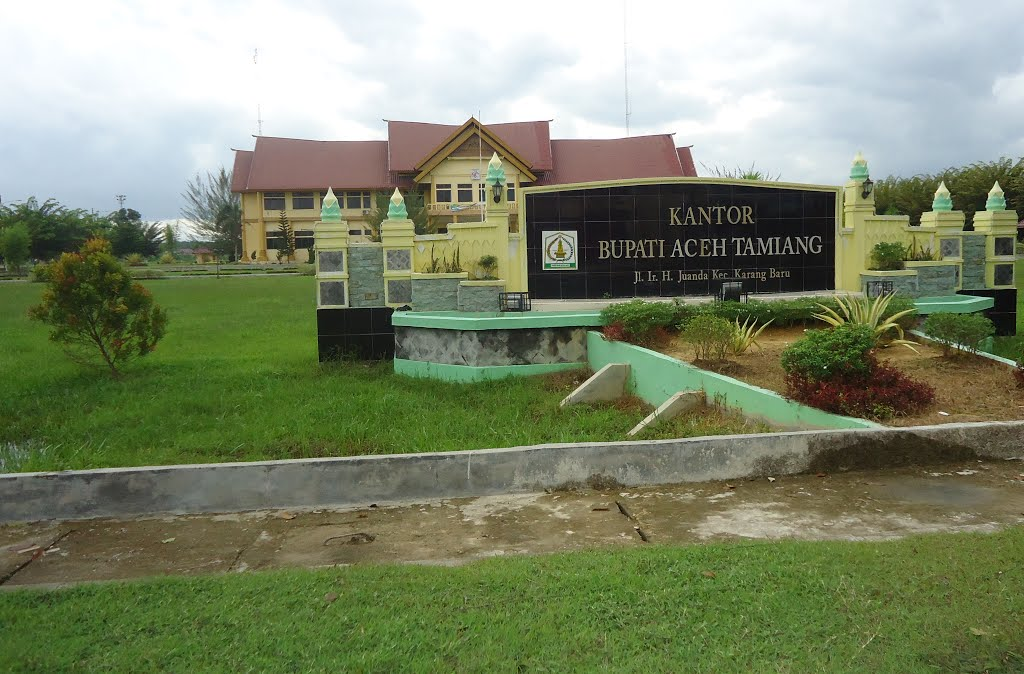 Kantor Bupati Aceh Tamiang