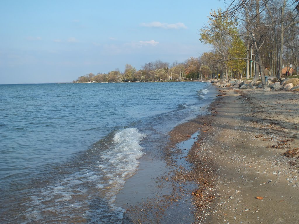 Willow Beach Ontario >> October Willow Beach Mapio Net