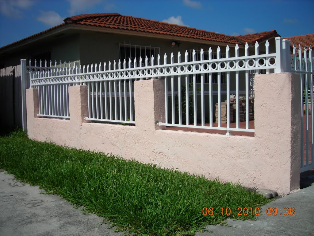 Fence Contractor Miami Lakes Florida