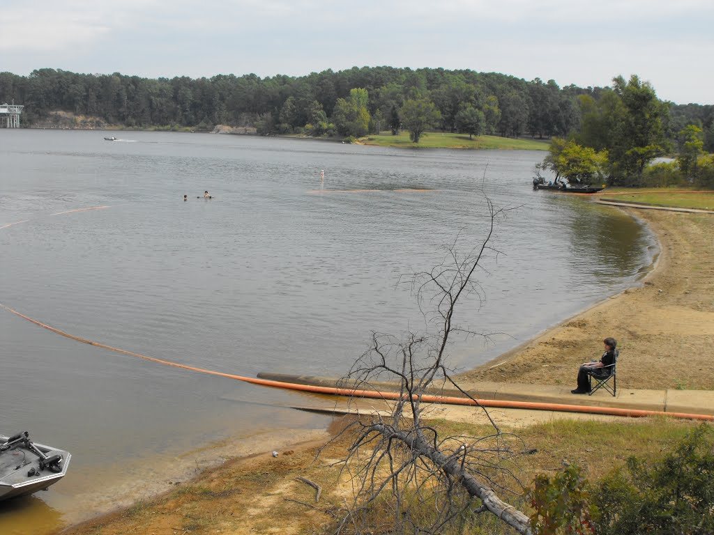 Rocky Point Campgrounds on Lake Wright Patman