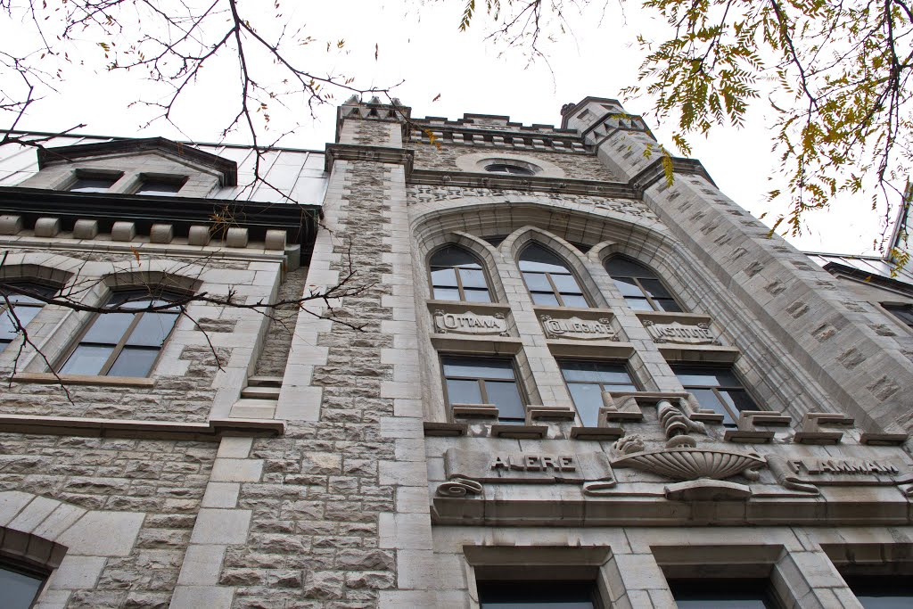 Lisgar Collegiate Institute, a public school,  one of the country's best