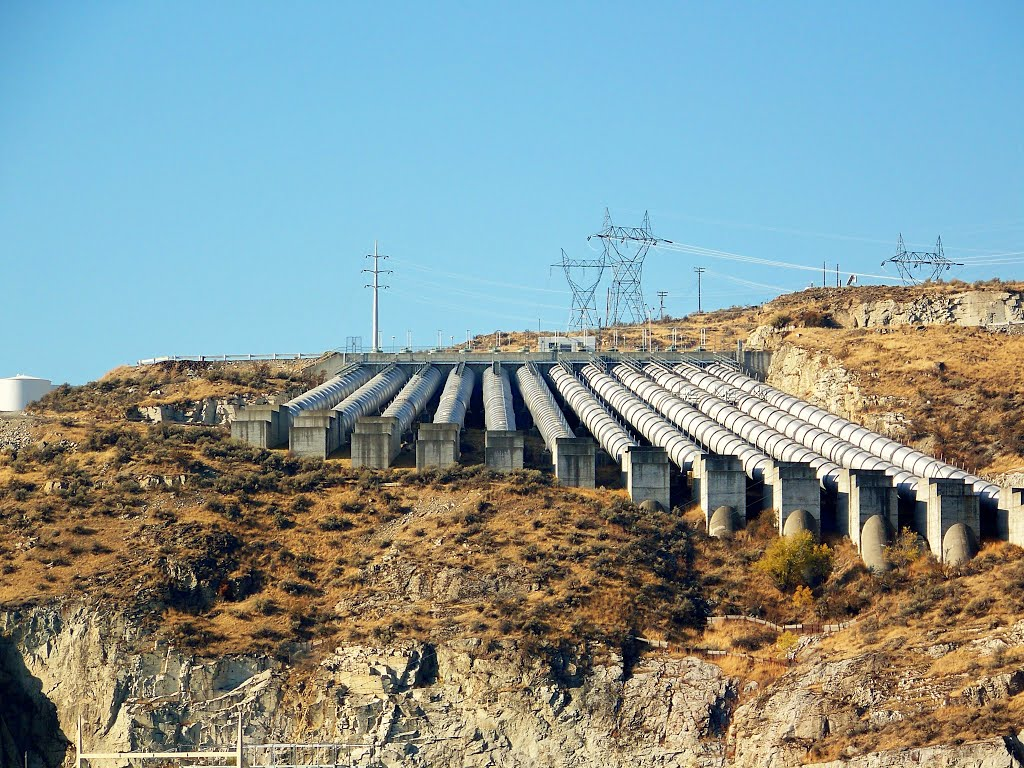 Grand Coulee Pump Generation Facility
